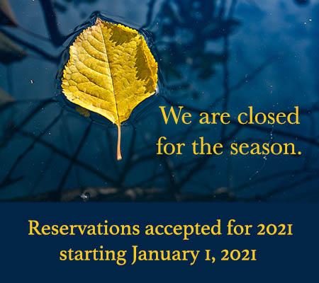 shady beach is closed for the 2020 season